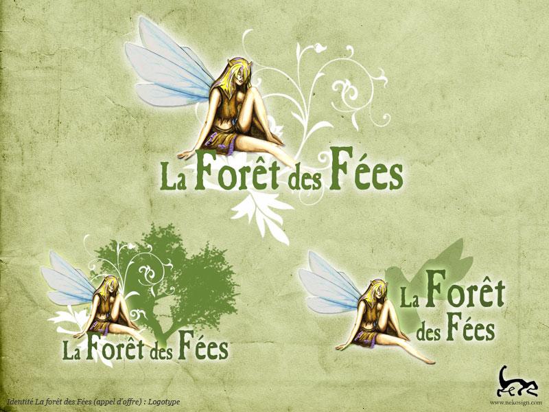 Proposition d'Identité La forêt des fées