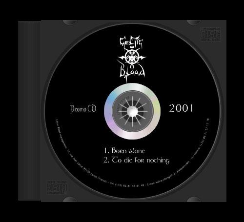 CD Celtic Blood Galette