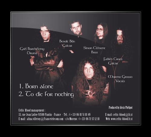 CD Celtic Blood Dos