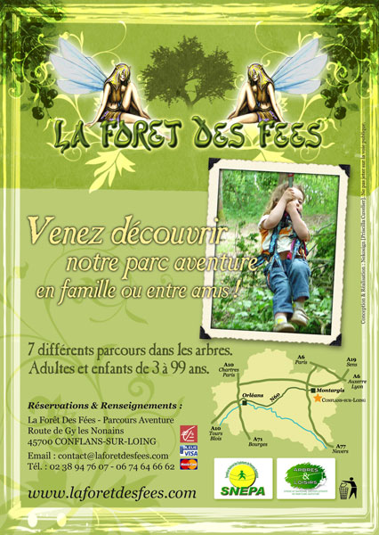 Tract La forêt des fées