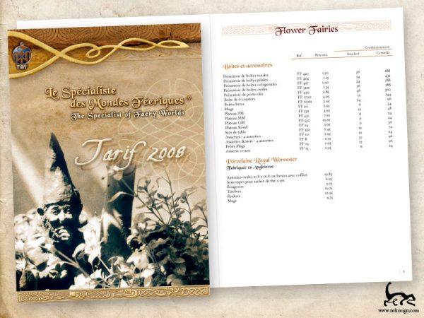 Brochure Tarifs TWI
