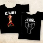 T-shirts Cobra & Takeru