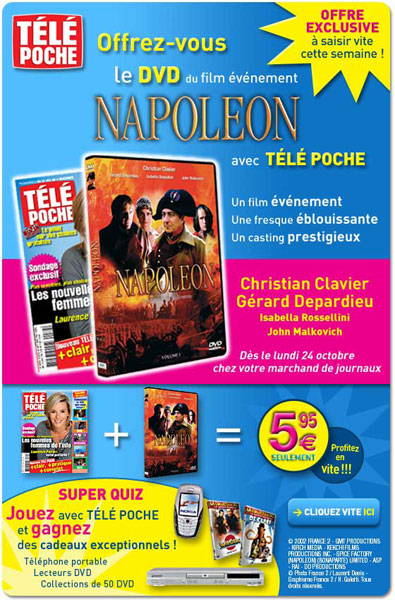 Newsletter Napoléon