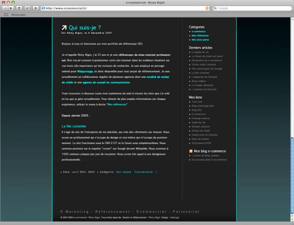 Blog E-commercial - Page 2