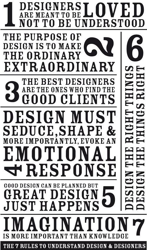 Fabien Barral – 7 design rules – Détail