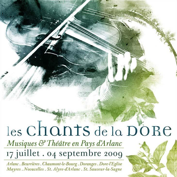 Fabien Barral - Chants de la Dore