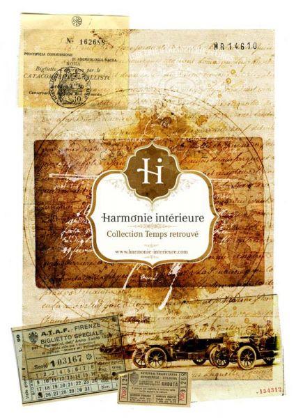 Fabien Barral - Harmonie Intérieur - Collection Temps retrouvé