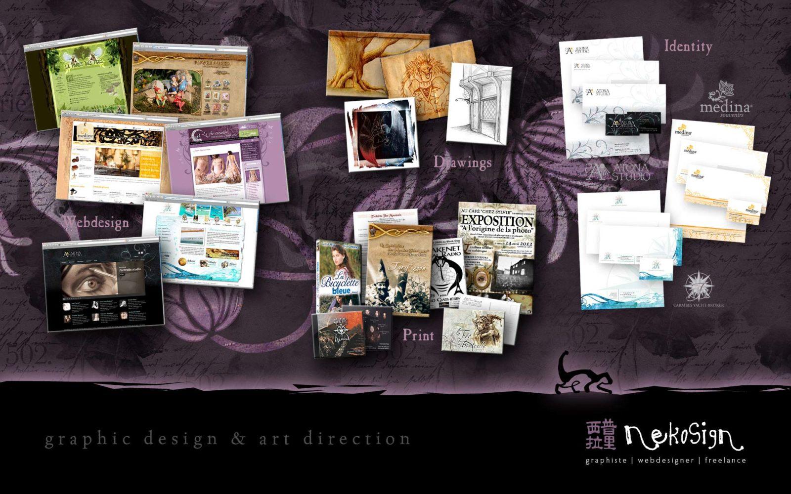 Preview Wallpaper Mini-book 2012