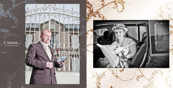 Album mariage Pages 14-15