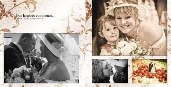 Album mariage Pages 26-27