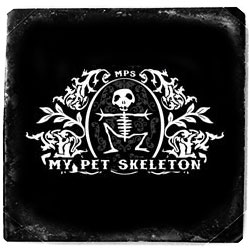 Logo My pet skeleton