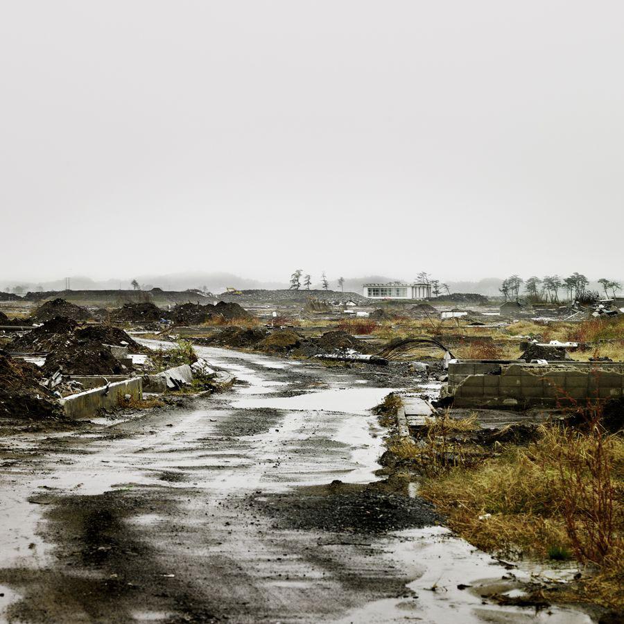 Denis Rouvre - Low Tide - Paysage 2