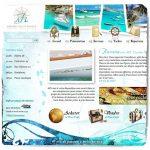 Site web AFL Caraïbes Yacht Broker