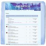 Site web Antartica