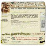 Site web La fée dans la bouteille v6