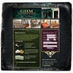 Site web Grand Hôtel Malher
