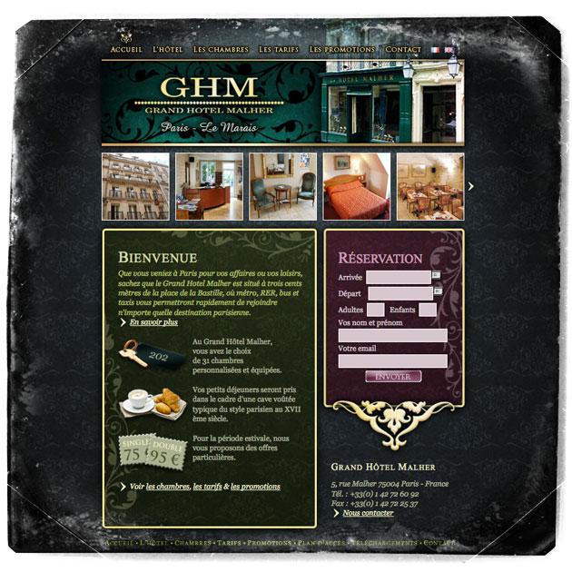 Web GHM