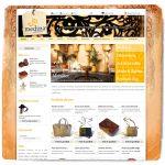 Site web Medina Souvenirs