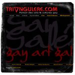 Site web Galerie Triangul'ère