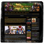 Site web Trolls Academy v2