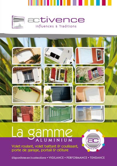 Print Plaquette Activence Couv