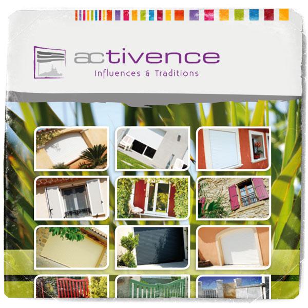 Vignette Print Plaquette Activence