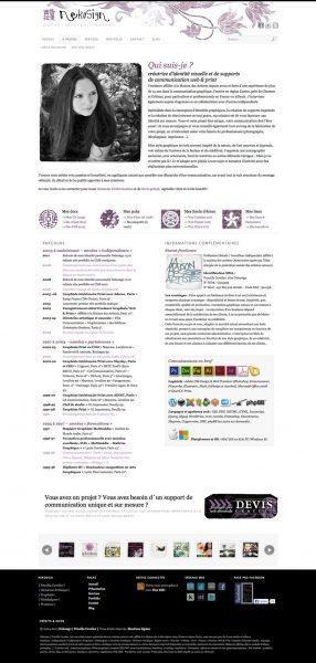Webdesign Nekosign v3.3 - A propos