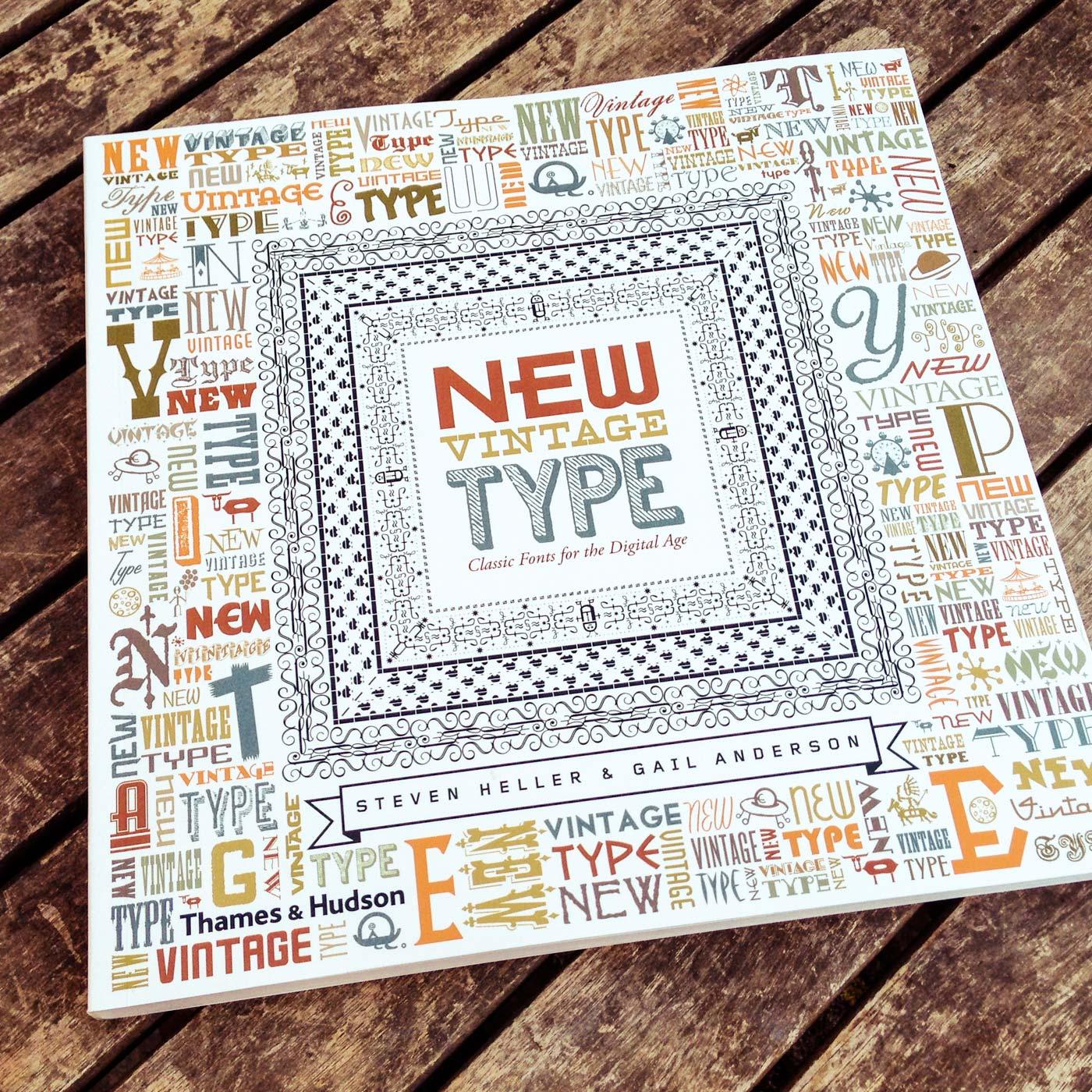 Livre New Vintage Type