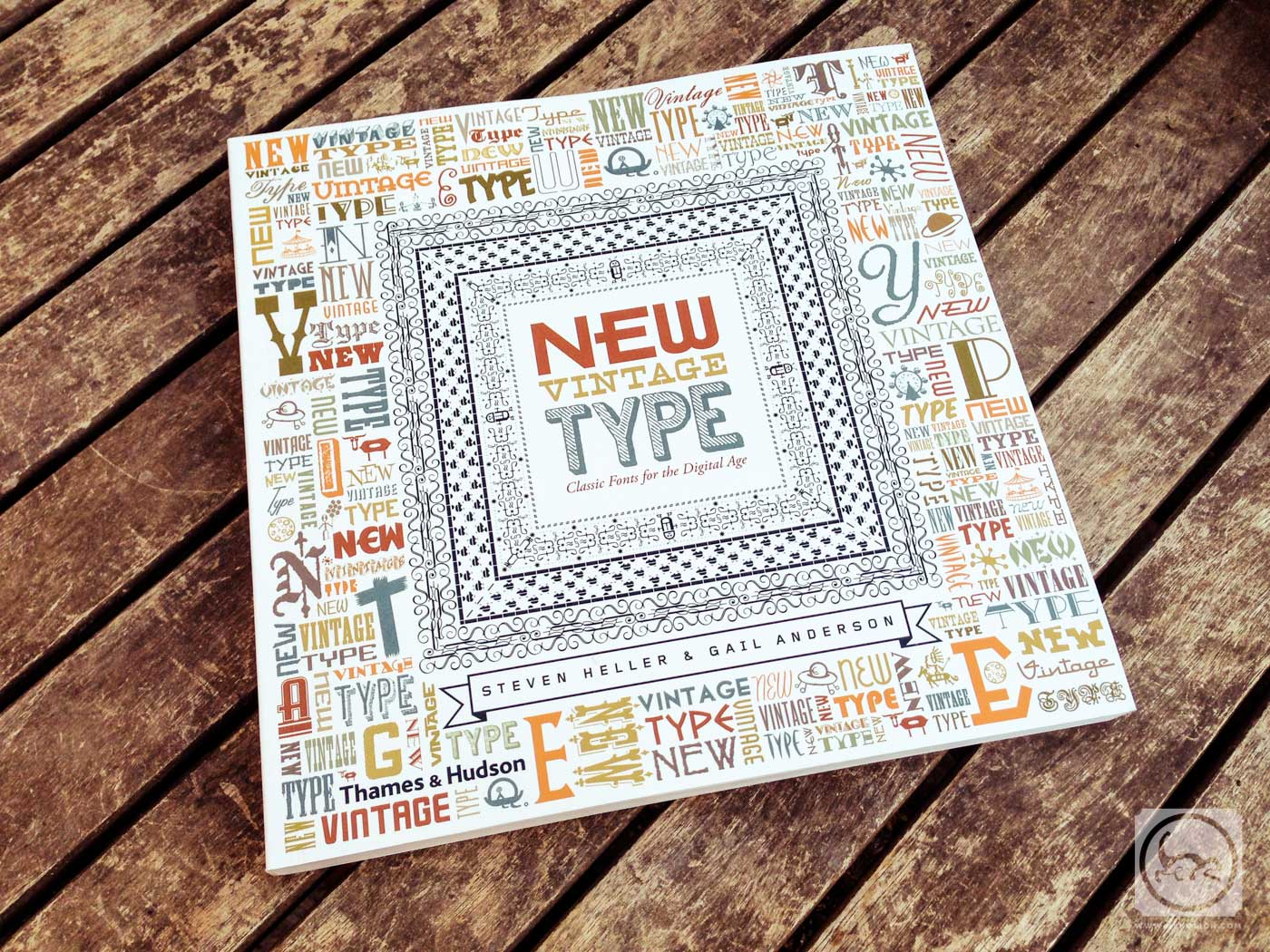 New Vintage Type - Couverture
