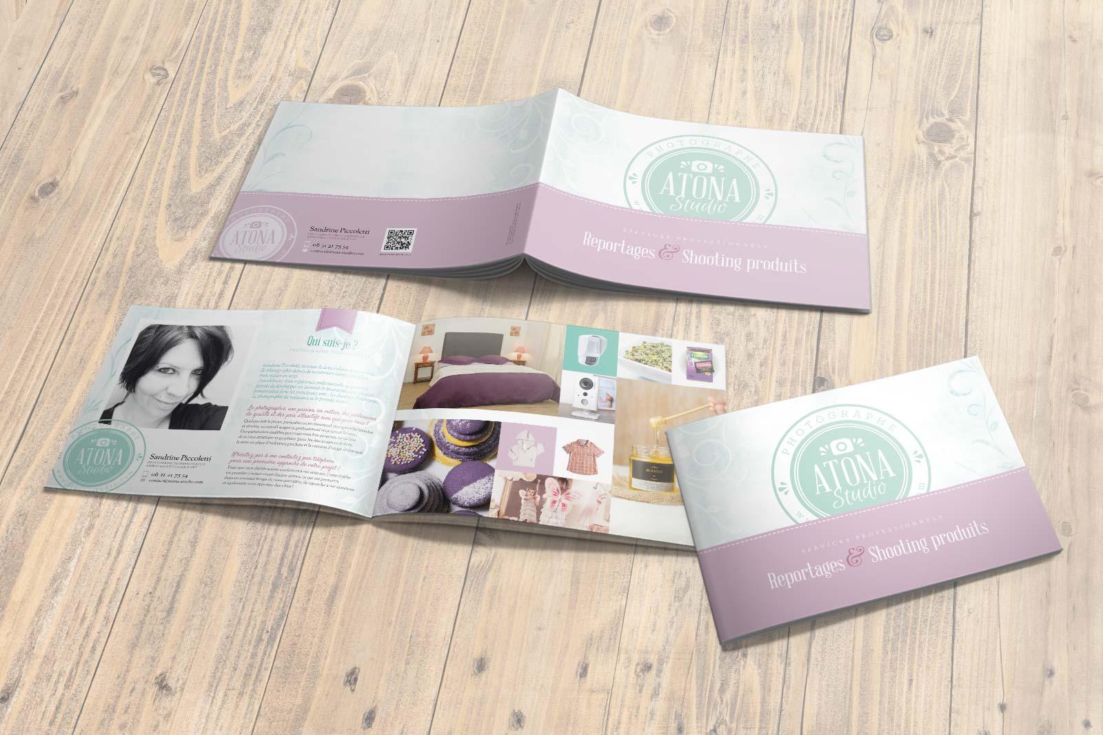 cr ations atona studio graphiste webdesigner da chartres orl ans paris nekosign priscilla. Black Bedroom Furniture Sets. Home Design Ideas