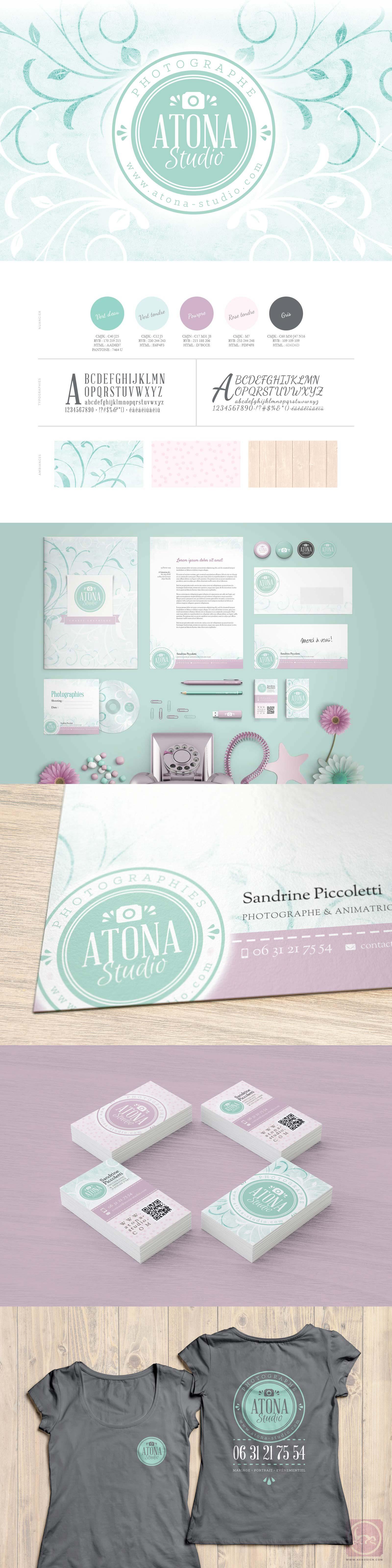 Identité Atona Studio v2