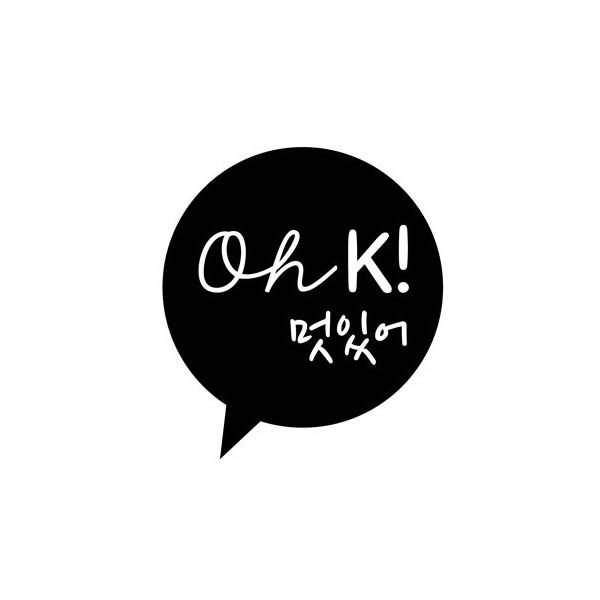 Logo classique - Oh k!
