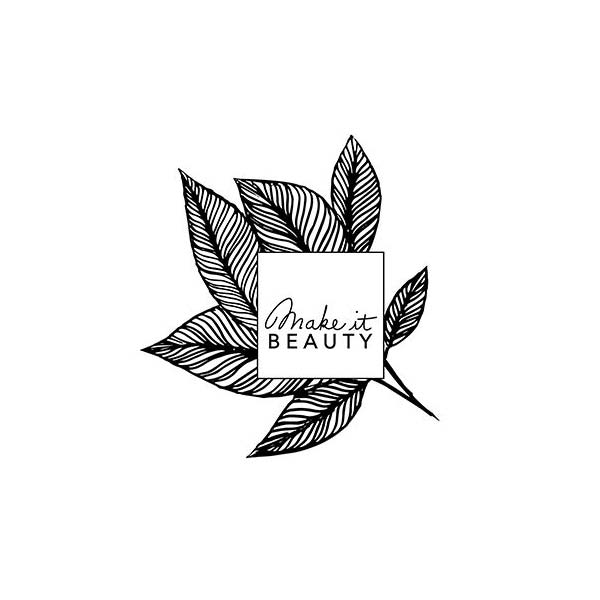 Logo hybride - Make it beauty
