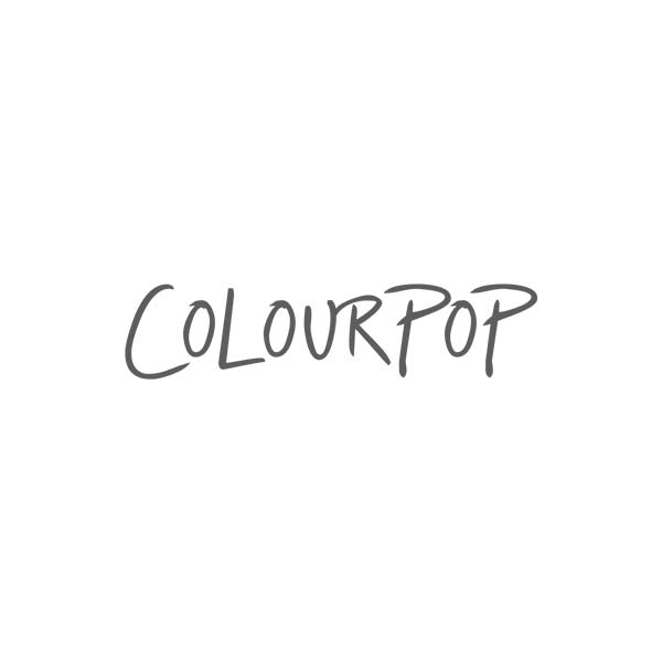Logo majuscule - Colour Pop