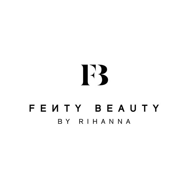Logo majuscule - Fenty Beauty