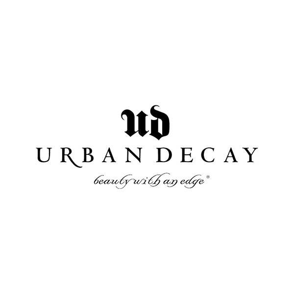 Logo majuscule - Urban Decay
