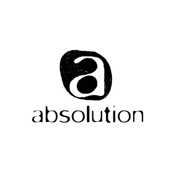 Logo en minuscule - absolution