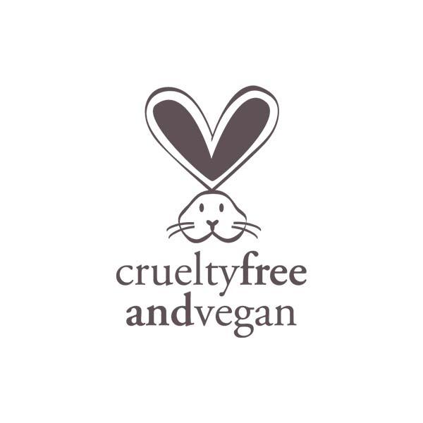 Logo en minuscule - cruelty free