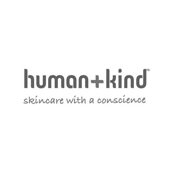 Logo en minuscule - human kind