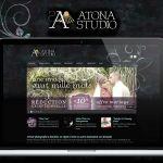 Site web Atona Studio