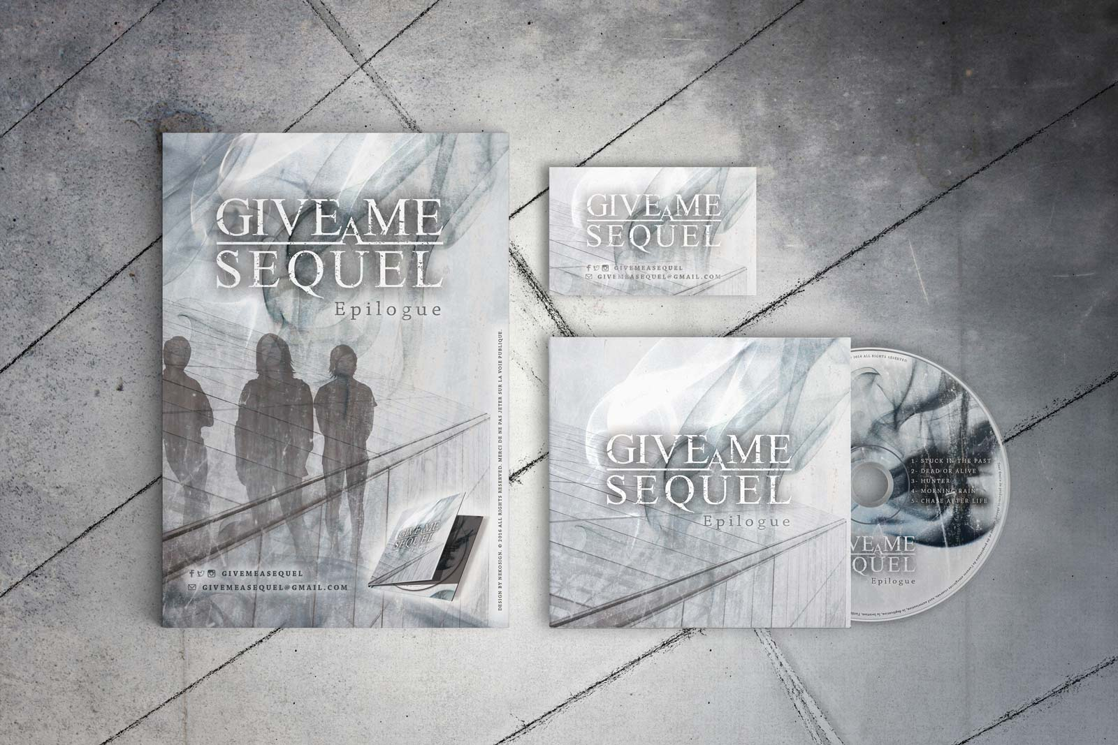 Give me a sequel Artwork print