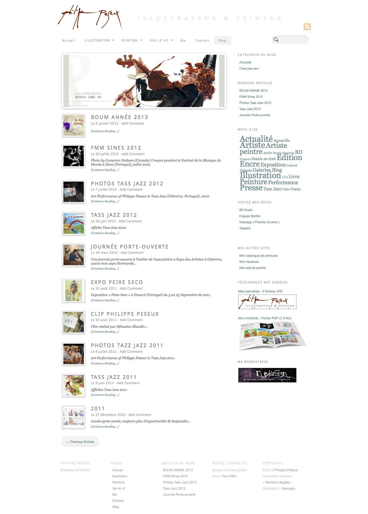 Philippe Peseux v5 - Website Blog
