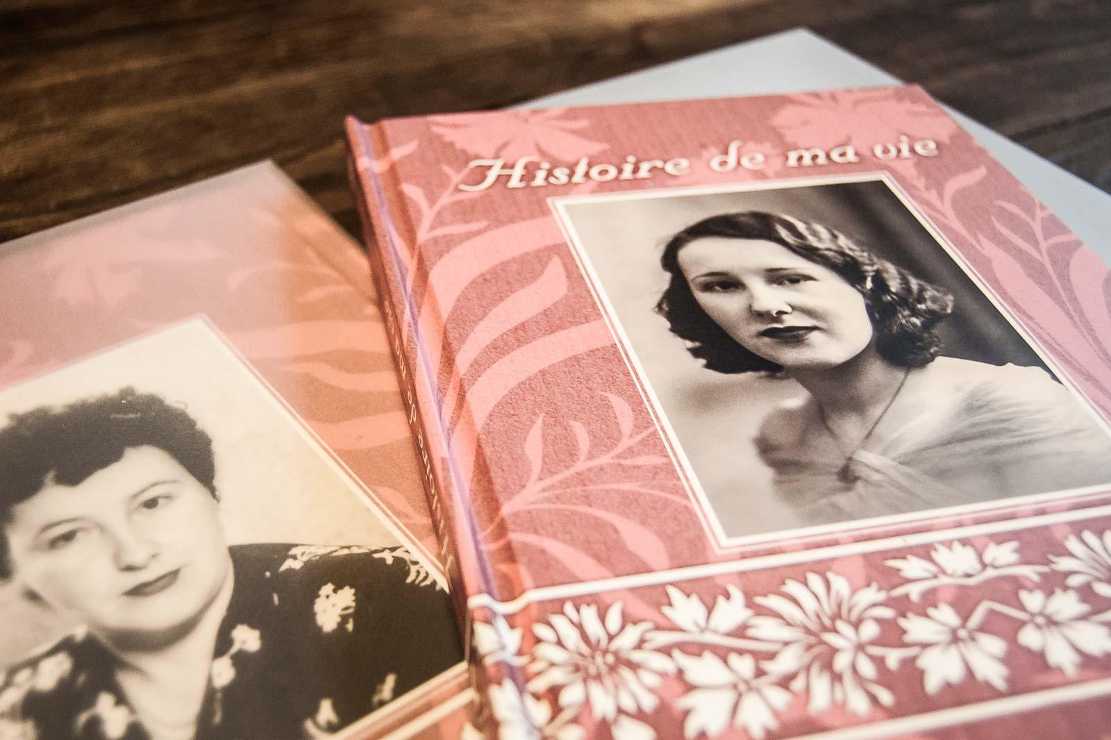 Biographie d'une vie Couvertures
