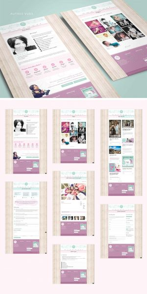 Atona Studio v2 Website Pages