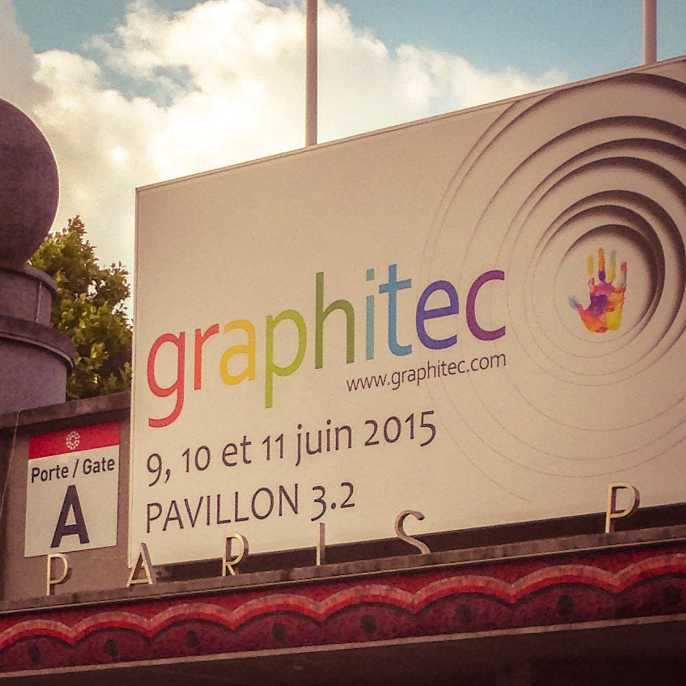 Salon Graphitec 2015