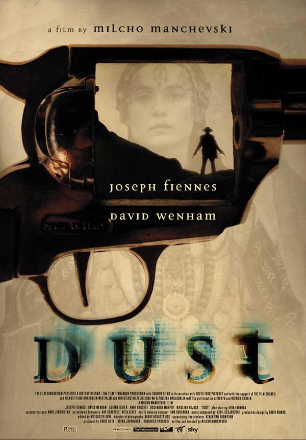 Dave McKean - Dust