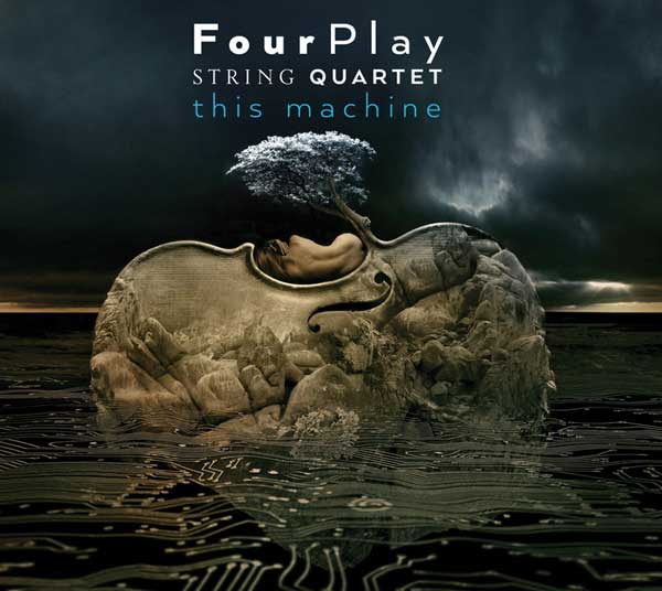Dave McKean - Four play This machine