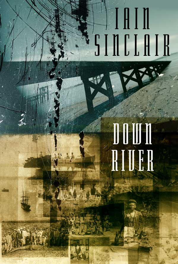 Dave McKean - Lain Sinclair Down River