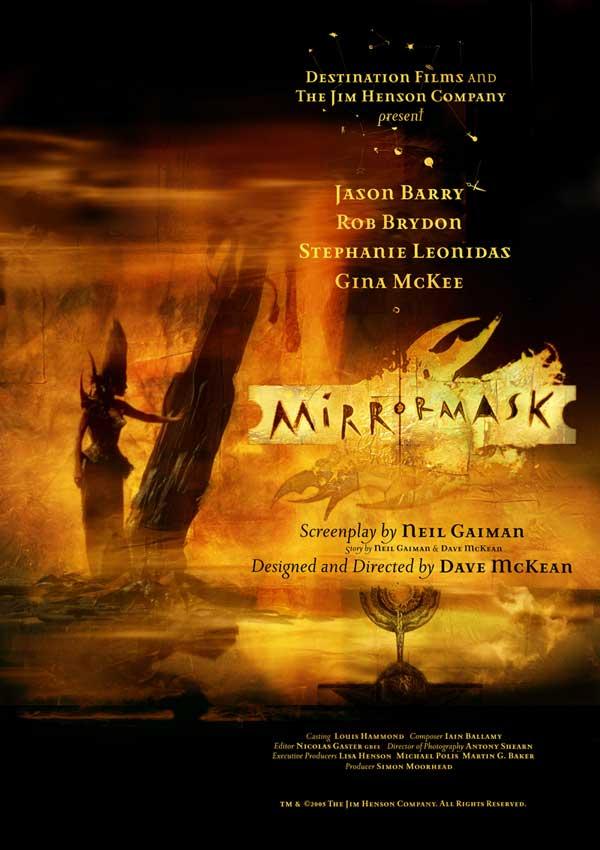 Dave McKean - Mirror Mask Sundance