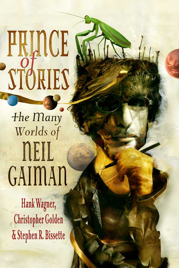 Dave McKean - Neil Gaiman Prince of Stories